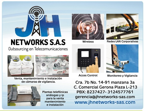 JH Networks S.A.S