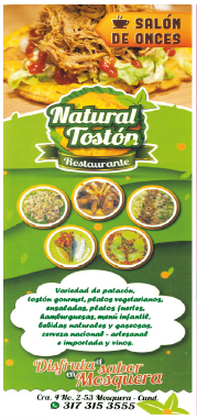 Natural Tostón