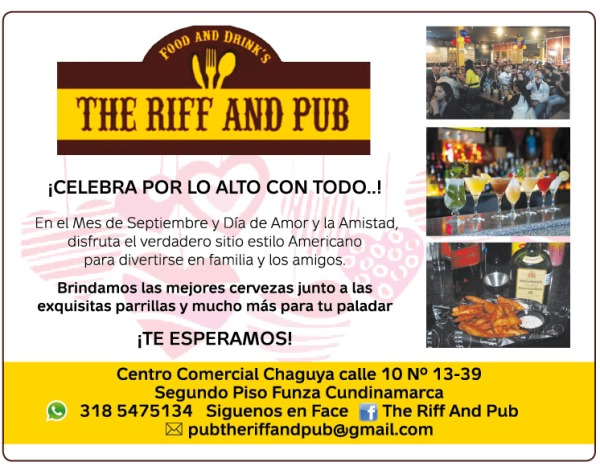 The Riff And Pub